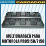 Cargador 8 Puestos Para Motorola Pro5150 7150 5550 7550 5650