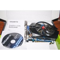 Geforce Gigabyte Gtx 650ti 1gb Oc Gddr5 Box Pci-ex 16x