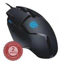 Oferta Mouse Gamer Logitech Hyperion Fury G402 Preto Com Nfe