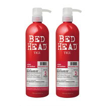 Kit Bed Head Resurrection Shampoo E Condicionador 750 Ml