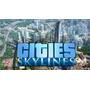 Juego Cities Skylines Pc Steam Original - Simulador Ciudad