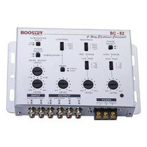 Crossover Booster Bc 82 8 Canais Crossover 4 Vias -