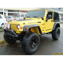 Jeep Wrangler Rubicon 4x4 - Sincronico