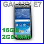 Samsung Galaxy E7 + Cargador + Vidrio Templado, Movistar!!!