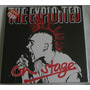 The Exploited On Stage Lp Massacre Fuck Punks Troops Beat