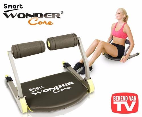 wonder core smart trabaja todo tu cuerpo wonder core. Black Bedroom Furniture Sets. Home Design Ideas