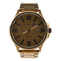 Relógio Quiksilver Beluka Antique Gold