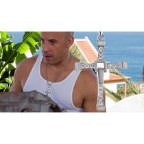 Cruz Toretto Dominic Rapido Y Furioso Acero Oro Bla