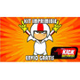 2x1 Kick Buttowski Imprimible Invitaciones + Regalo