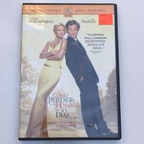Como Perder A Un Hombre En 10 Días,dvd,seminueva,original