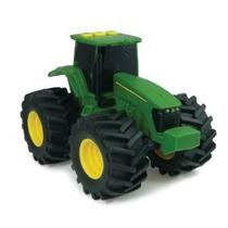 Botines Monster Ertl John Deere Luces Y Sonidos Tractor
