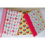 Cuaderno Artesanal 15x21cm, Tapa Dura, 80 Hojas Lisas