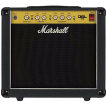 Cubo De Guitarra Marshall Dsl 5c Dsl5c Valvulado