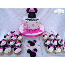 Promo! Torta Temática+cupcakes! $790- Envíos Sin Cargo!