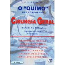 Livro Quimo Cirurgia Geral + Brinde