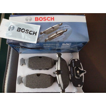 Balatas Delanteras Chevy Bosch