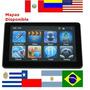 Mapa Igo Chile Peru Brazil Colombia Argentina Version 2015