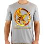 Camiseta Jogos Vorazes Hunger Games Em Chamas A Esperança