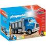 Playmobil Camion De Basura 5665 City Action Planeta Juguete
