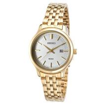 Reloj Seiko Sur792p1 Es Neo Classic Gold-tone Stainless