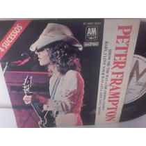 (ep) Compacto Disco De Vinil Peter Franpton Rita Lee Outros
