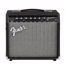Amplificador De Guitarra Fender Champion 20 20w