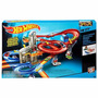 Pista Hot Wheels Mega Metropolis Motorizada