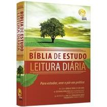 Bíblia De Estudo Leitura Diária Silas Malafaia - C. Gospel
