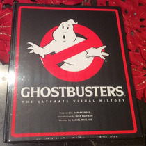 Ghostbusters Cazafantasmas Libro De Arte Historia Definitiva