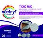 Rockryl® Pintura Aislante Termico Techo Frio 20 L Envio Grat