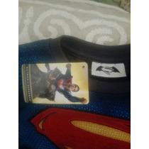 Remera De Superman Original Dc