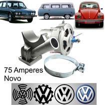 Alternador Fusca Kombi Brasilia 75 Amperes Modelo Bosch