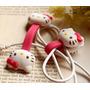 Sujetador De Cables Hello Kitty Sanrio