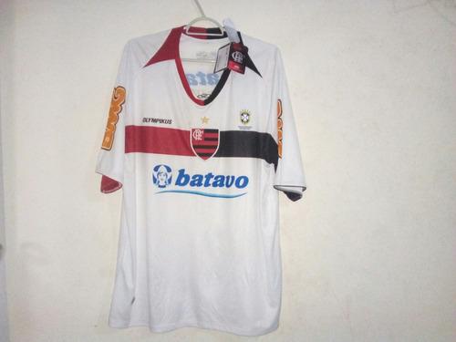 Camisa Do Flamengo Ano 2010 Na Etiqueta Leia O Anúncio - R  260 e7ab7e8e60ce3