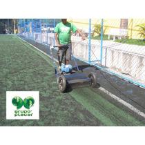 Granulado Borracha Quadra Campo Grama Sintética Futebol 30kg