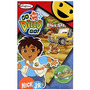 Juego Colorforms Go Diego Go! Parque Infantil