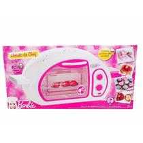 Hornito Chef Barbie Hornito Eletrico Mattel Nuevo