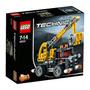 Lego Technic 42031 Camión Con Plataforma Elevadora 2 En 1