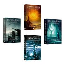 Coleção Filhos Do Éden + A Batalha Do Apocalipse (4 Livros)