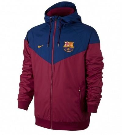 2cf0aaa41da4b Blusa Jaqueta Do Barça Barcelona Original - Oferta - R  210