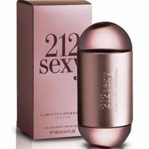 Perfume 212 Sexy Woman Carolina Herrera Original Damas