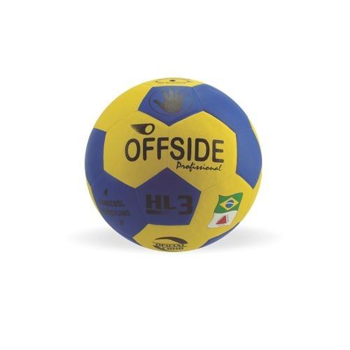 Bola De Handball Masculino Oficial Offside - R  74 5a787d87ba884