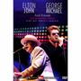 Dvd Elton John E George Michael - And Friends Live Wembley