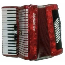 Acordeon 60 Bajos 5 Registros Golden Cup Cod.jh2011rd