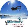 Kitesurf Curso Completo Em 2 Dvds Video E Apostilas