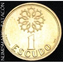 Moneda De Portugal 1 Escudo 2000 - Sin Circular