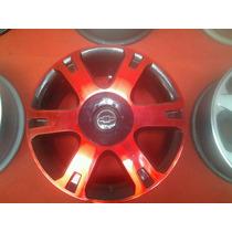 Roda Aro 16 Vectra Elegance 4x100 Gm Vermelha Celta Jogo