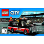 Lego City Great Vehicles Transportadores Motos De Carrera