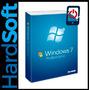 Licencia Windows 7 Profesional 5pc 32/64 Bit Original 100%