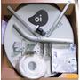 Kit Oi Tv Livre Hd C/ Antena+receptor Etrs35/37p Sat Ses6 !